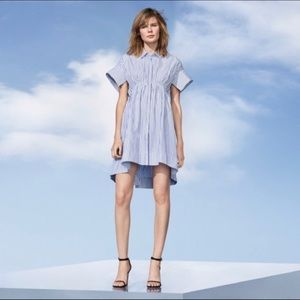 Victoria Beckham for Target Striped Dress